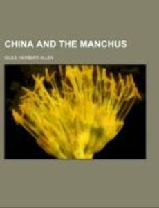 China and the Manchus
