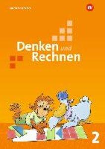 Denken und Rechnen 2. Schülerband. Allgemeine Ausgabe