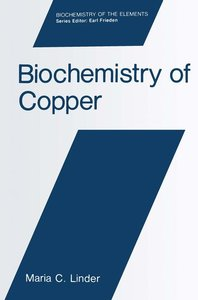 Biochemistry of Copper