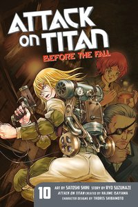 Attack on Titan: Before the Fall 10