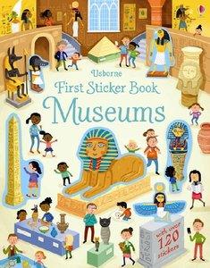 First Sticker Book: Museums