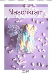 Naschkram (Wandkalender 2020 DIN A2 hoch)