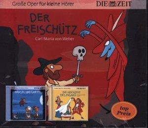 Große Oper für kleine Hörer - 3er-Set Nr. 1
