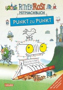 Ritter Rost Mitmachbuch: Von Punkt zu Punkt