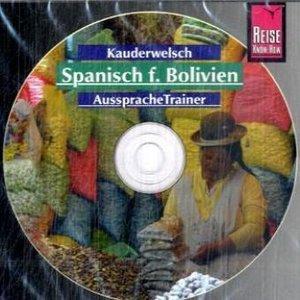 Reise Know-How AusspracheTrainer Spanisch für Bolivien (Audio-CD