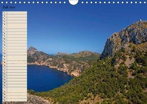 Mallorca - Traumhafte Balearen Insel (Wandkalender 2019 DIN A4 q
