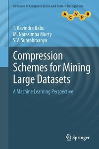 Compression Schemes for Mining Large Datasets