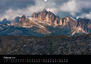 Von Venetien nach Südtirol (Wandkalender 2019 DIN A2 quer)