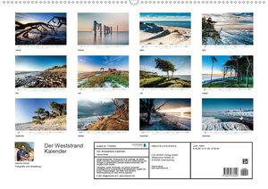 Der Weststrand Kalender