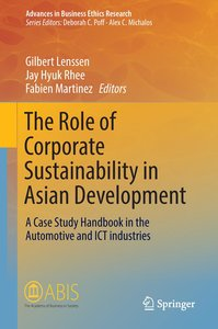 The Role of Corporate Sustainability in Asian Development