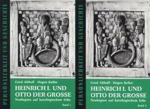 Heinrich I. und Otto der Grosse, 2 Bde.