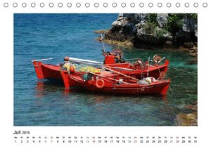 Nordgriechenland ? Pilion, Meteora, Sithonia (Tischkalender 2019