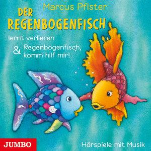 Der Regenbogenfisch lernt verlieren & Regenbogenfisch, komm hilf