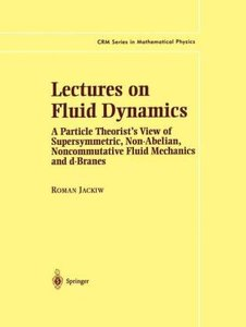 Lectures on Fluid Dynamics