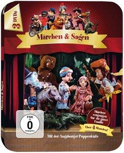 Augsburger Puppenkiste - Märchen und Sagen - Steelbox