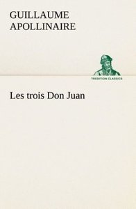 Les trois Don Juan