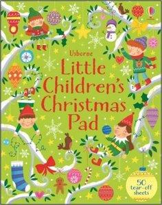 Little Children\'s Christmas Pad
