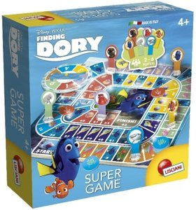 Finding Dory (Kinderspiel), Super Game