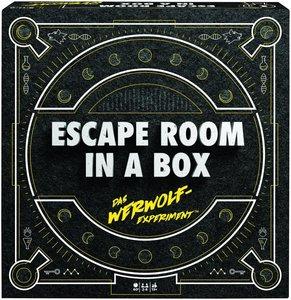 Escape Room: Das Werwolf-Experiment