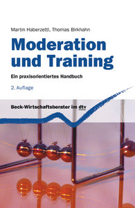 Moderation und Training