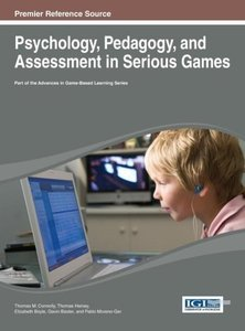 Psychology, Pedagogy, and Assessment in Serious Games