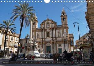 Palermo - Impressionen (Wandkalender 2019 DIN A4 quer)