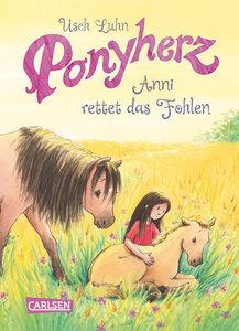 Ponyherz, Band 5: Anni rettet das Fohlen