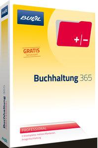 Buchhaltung 365 Professional. Für Windows 7, 8 und 10