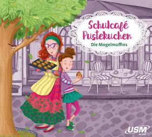 Schulcafé Pustekuchen 1: Die Mogelmuffins, 1 Audio-CD