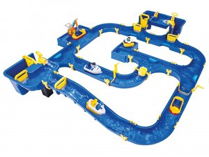 Big Waterplay 55112 - Amsterdam, Super Maxi Spar Set