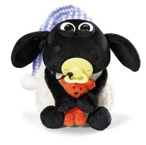NICI 41470 - Shaun Das Schaf Kuscheltier Timmy mit Kleinem Bär,