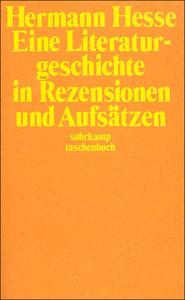 Eine Literaturgeschichte in Rezensionen und Aufsätzen
