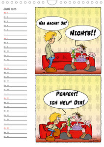 Trumix Cartoons - Autsch, das tut weh!