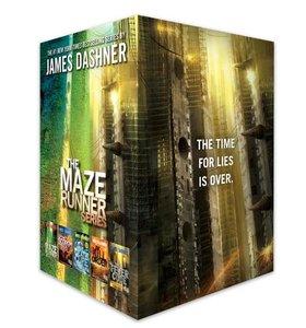 The Maze Runner Series 1-5