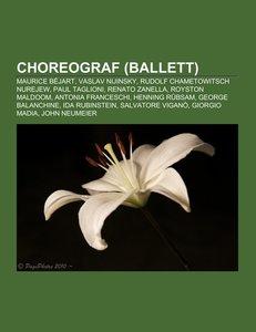 Choreograf (Ballett)