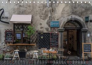 Krakau live (Tischkalender 2020 DIN A5 quer)