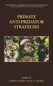 Primate Anti-Predator Strategies