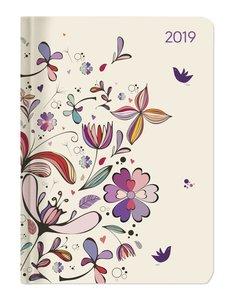 Ladytimer Flower Art 2019