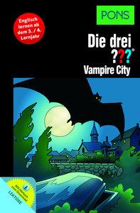 PONS Die drei ??? - Vampire City (drei Fragezeichen)