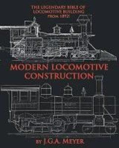 Modern Locomotive Construction