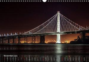 San Francisco Impressionen Tag und Nacht