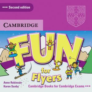 Robinson, A: Fun for Flyers/2 CDs