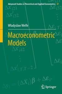 Macroeconometric Models