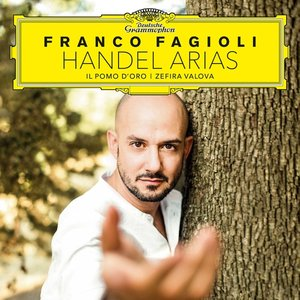 Franco Fagioli - Händel Arias, 1 Audio-CD
