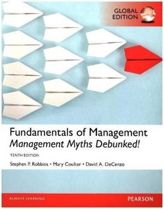 Fundamentals of Management: Management Myths Debunked!