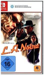 L. A. Noire, 1 Nintendo Switch-Spiel