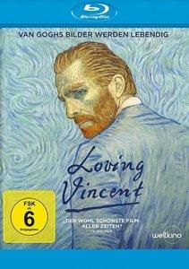 Loving Vincent, 1 Blu-ray