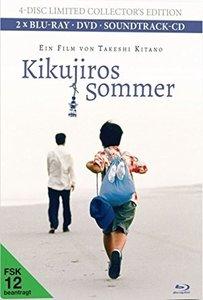 Kikujiros Sommer (4-Disc Limit