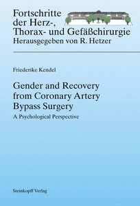 Gender and Recovery from Coronary Artery Bypass Surgery