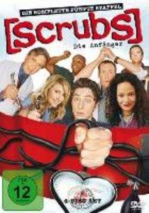 Scrubs: Die Anfänger - Die komplette fünfte Staffel
